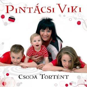 Pintácsi Viki アーティスト写真