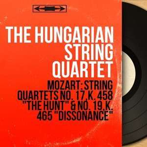 The Hungarian String Quartet 歌手頭像