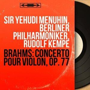 Sir Yehudi Menuhin, Berliner Philharmoniker, Rudolf Kempe 歌手頭像
