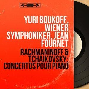 Yuri Boukoff, Wiener Symphoniker, Jean Fournet アーティスト写真