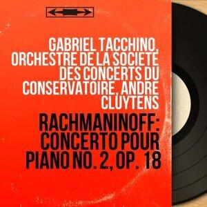 Gabriel Tacchino, Orchestre de la Société des concerts du Conservatoire, André Cluytens 歌手頭像