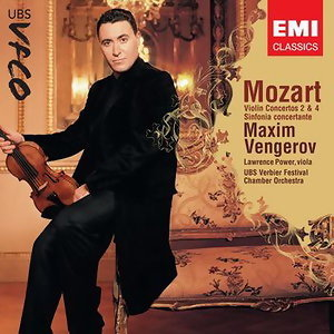 Maxim Vengerov/UBS Verbier Festival Chamber Orchestra/Lawrence Power 歌手頭像