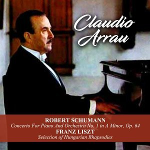 Claudio Arrau (阿勞)