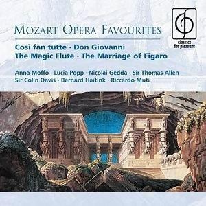 Mozart Opera Favourites 歌手頭像