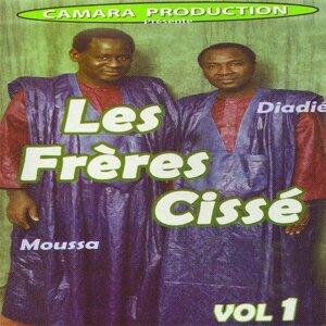 Les frères Cissé アーティスト写真
