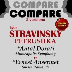 Antal Dorati, Ernest Ansermet 歌手頭像