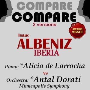 Antal Dorati, Alicia de Larrocha 歌手頭像