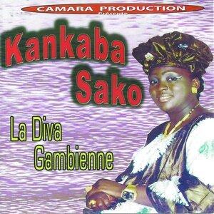 Kankaba Sako アーティスト写真