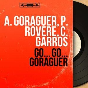 A. Goraguer, P. Rovère, C. Garros アーティスト写真