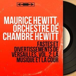 Maurice Hewitt, Orchestre de chambre Hewitt 歌手頭像