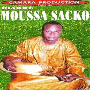 Diarré Moussa Sacko アーティスト写真