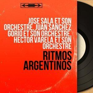 José Sala et son orchestre, Juan Sanchez Gorio et son orchestre, Hector Varela et son orchestre 歌手頭像