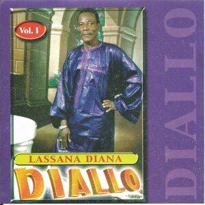 Lassana Diana 歌手頭像
