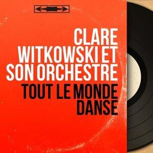 Clare Witkowski et son orchestre アーティスト写真