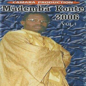 Mademba Konte アーティスト写真