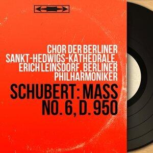 Chor der Berliner Sankt-Hedwigs-Kathedrale, Erich Leinsdorf, Berliner Philharmoniker 歌手頭像