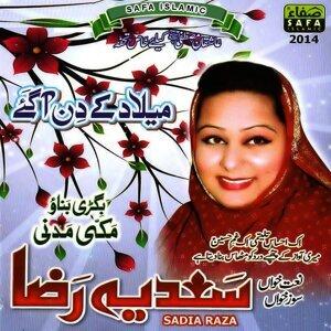 Saadia Raza 歌手頭像