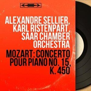 Alexandre Sellier, Karl Ristenpart, Saar Chamber Orchestra 歌手頭像