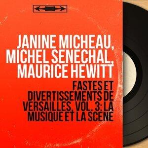 Janine Micheau, Michel Sénéchal, Maurice Hewitt 歌手頭像