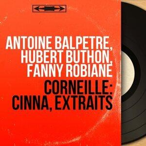 Antoine Balpétré, Hubert Buthon, Fanny Robiane 歌手頭像