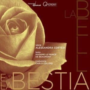 Alessandra Cortesi 歌手頭像