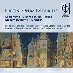 Puccini Opera Favourites 歌手頭像