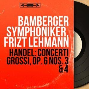 Bamberger Symphoniker, Frizt Lehmann アーティスト写真