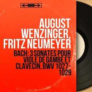 August Wenzinger, Fritz Neumeyer 歌手頭像