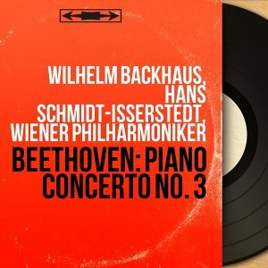 Wilhelm Backhaus, Hans Schmidt-Isserstedt, Wiener Philharmoniker アーティスト写真