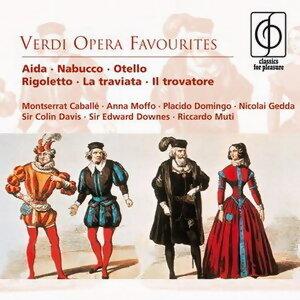 Verdi Opera Favourites 歌手頭像