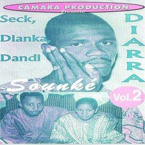 Seck Dianka Dandi Diarra アーティスト写真