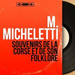 M. Micheletti 歌手頭像