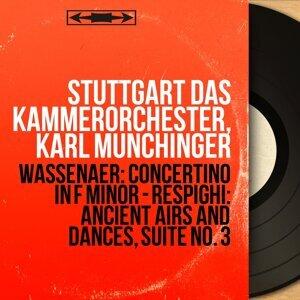 Stuttgart das Kammerorchester, Karl Münchinger 歌手頭像