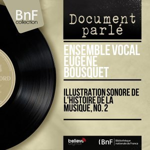 Ensemble vocal Eugène Bousquet アーティスト写真