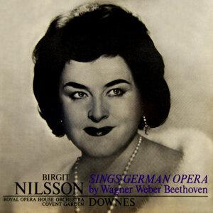 Elisabeth Schwarzkopf/Victoria de los Angeles/Birgit Nilsson (舒瓦茲柯芙、安赫莉絲、妮爾森) 歌手頭像