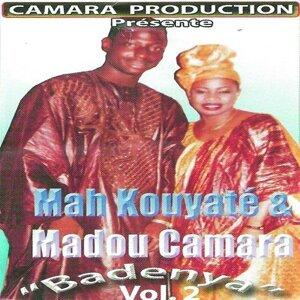 Mah Kouyaté, Madou Camara アーティスト写真