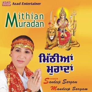 Sandeep Sargam, Mandeep Sargam 歌手頭像