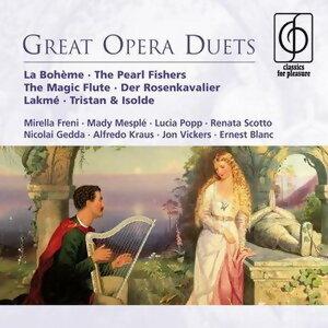 Great Opera Duets 歌手頭像