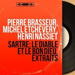 Pierre Brasseur, Michel Etchevery, Henri Nassiet 歌手頭像
