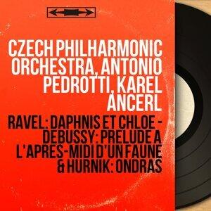 Czech Philharmonic Orchestra, Antonio Pedrotti, Karel Ancerl アーティスト写真