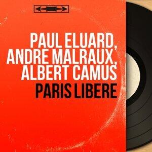 Paul Éluard, André Malraux, Albert Camus アーティスト写真