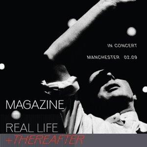 Magazine 歌手頭像