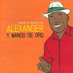 Alexander Y Manos De Oro アーティスト写真
