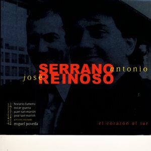 José Reinoso, Antonio Serrano アーティスト写真