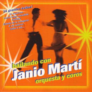 Janio Martí Orquesta y Coros アーティスト写真