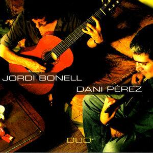 Jordi Bonell, Dani Pérez 歌手頭像