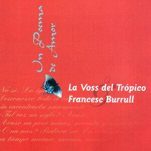 La Voss Del Trópico, Francesc Burrull 歌手頭像