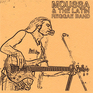 Moussa & The Latin Reggae Band アーティスト写真