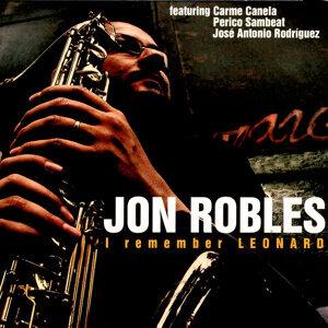 Jon Robles 歌手頭像