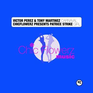 Victor Perez, Tony Martinez 歌手頭像